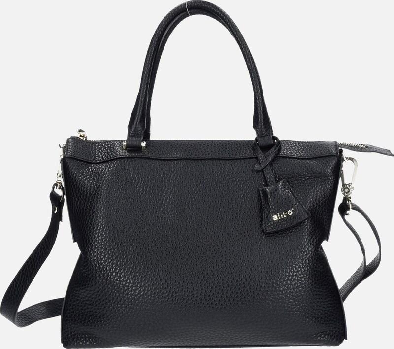 ABRO Newton Shopper Tasche Leder 34 cm