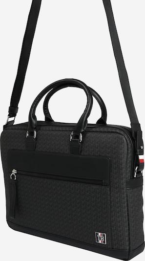 TOMMY HILFIGER Tasche 'COATED CANVAS' in schwarz, Produktansicht