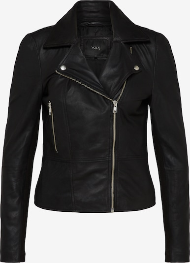 Y.A.S Overgangsjakke i sort, Produktvisning