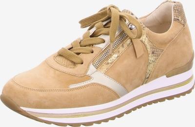 GABOR Sneaker in champagner, Produktansicht
