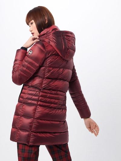 Palton de iarnă Colmar pe bordeaux: Privire spate