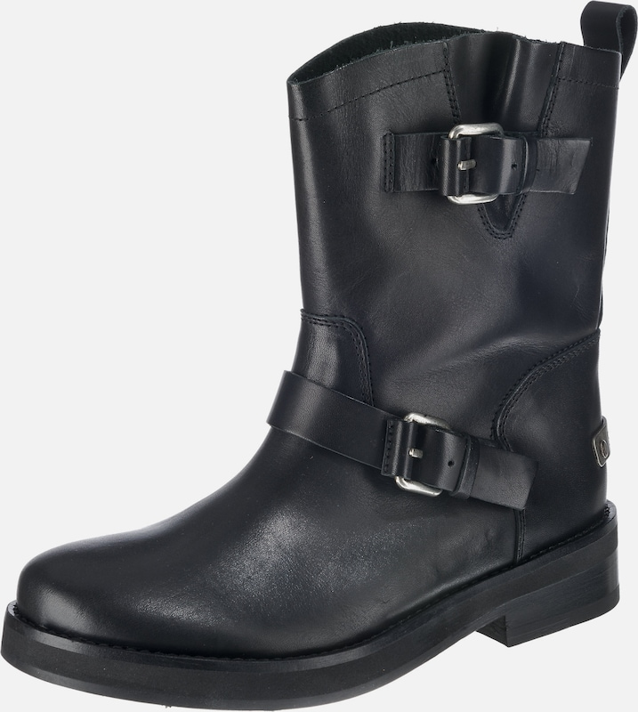 Shabbies Amsterdam Classic Ankle Boots