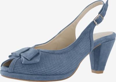 ANDREA CONTI Sandalette in rauchblau, Produktansicht