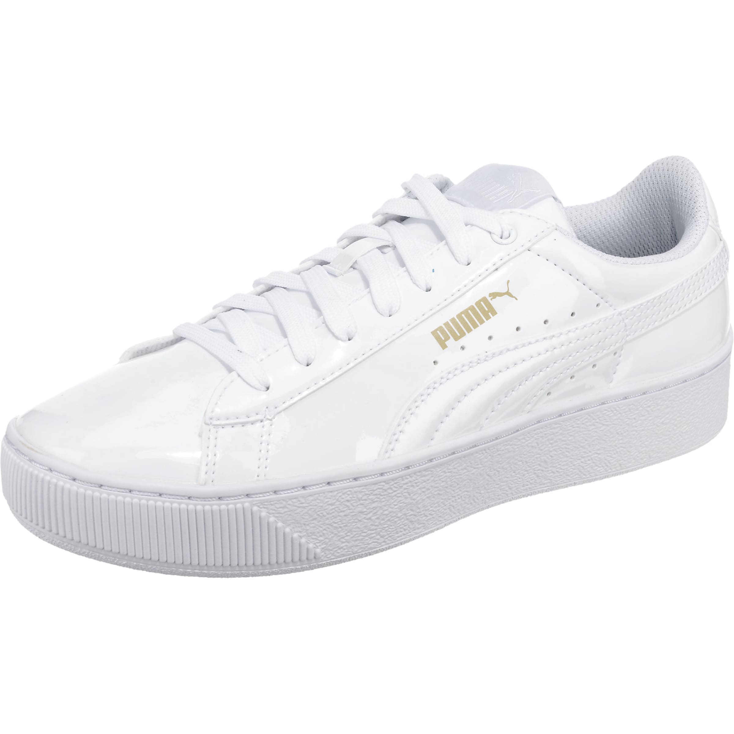 PUMA 'Vikky Platform Patent' Sneakers Wiki Verkauf Online Limited Edition Günstig Online Günstig Kaufen Best Pick Verkauf Finish Manchester Zum Verkauf T0aalmIJnL