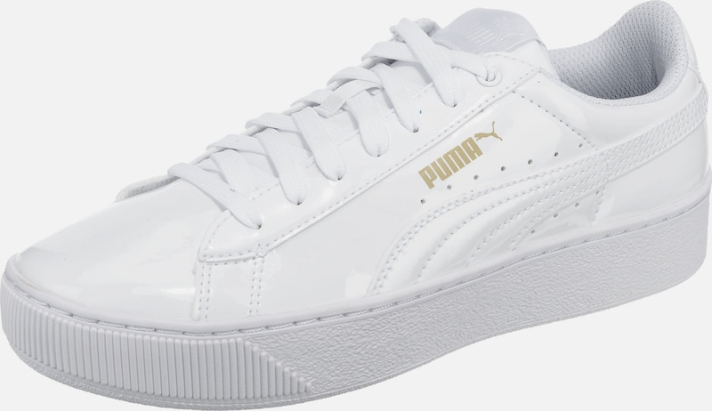 PUMA  Vikky Platform Patent  Sneakers