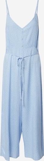 Miss Selfridge Overalls 'BLUE SPOT ROMPER JUMPSUIT' in hellblau, Produktansicht