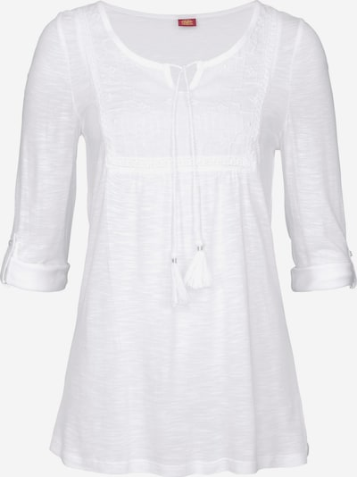 BUFFALO Strandshirt in weiß, Produktansicht