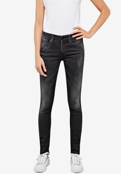 REPLAY Jeans in black denim, Modelansicht