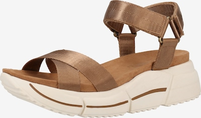 bugatti Sandalen in karamell, Produktansicht