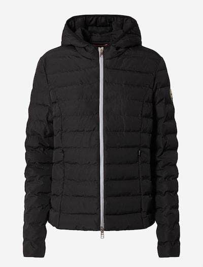 No. 1 Como Jacke 'Bergen Up' in schwarz, Produktansicht