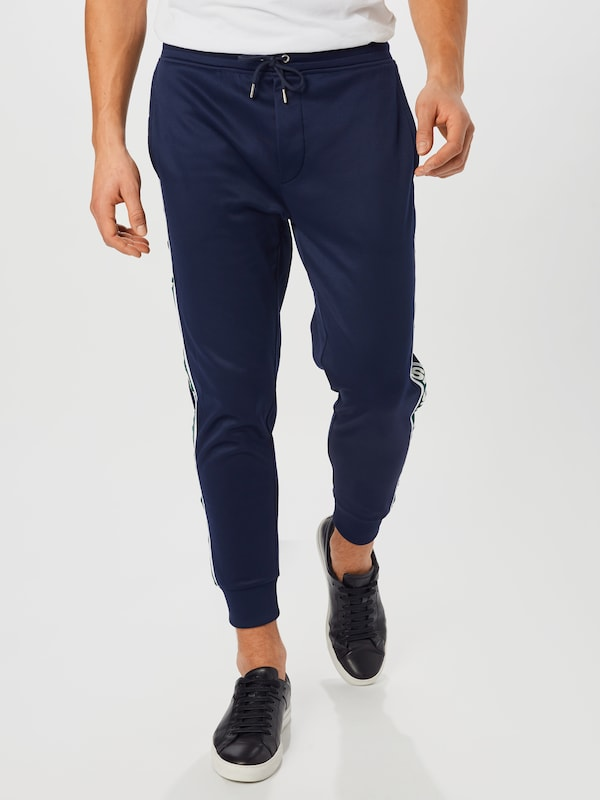 POLO RALPH LAUREN Hose 'TRACKPANTM4' in navy: Frontalansicht