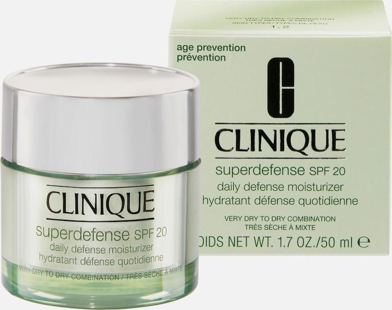 Clinique superféfense Spf 20 Daily Défense Hydratant Gesichtscreme
