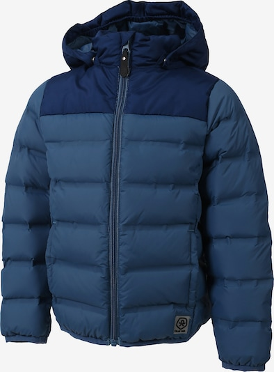 COLOR KIDS Jacke 'Sebbe' in himmelblau / dunkelblau, Produktansicht