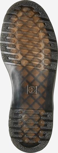 Scarpa stringata 'Dante' Dr. Martens di colore nero: Vista dal basso