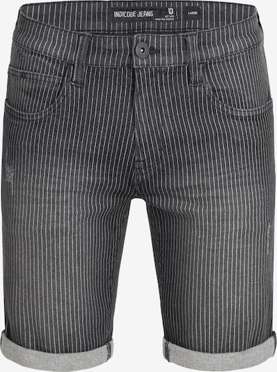 INDICODE JEANS Jeans 'Caden' in de kleur Donkergrijs, Productweergave
