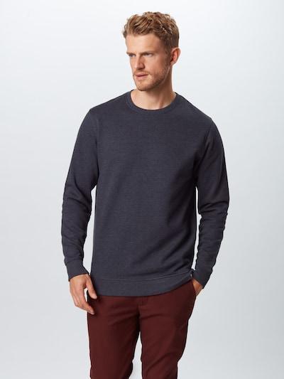 !Solid Majica 'Morgan' | temno modra barva: Frontalni pogled