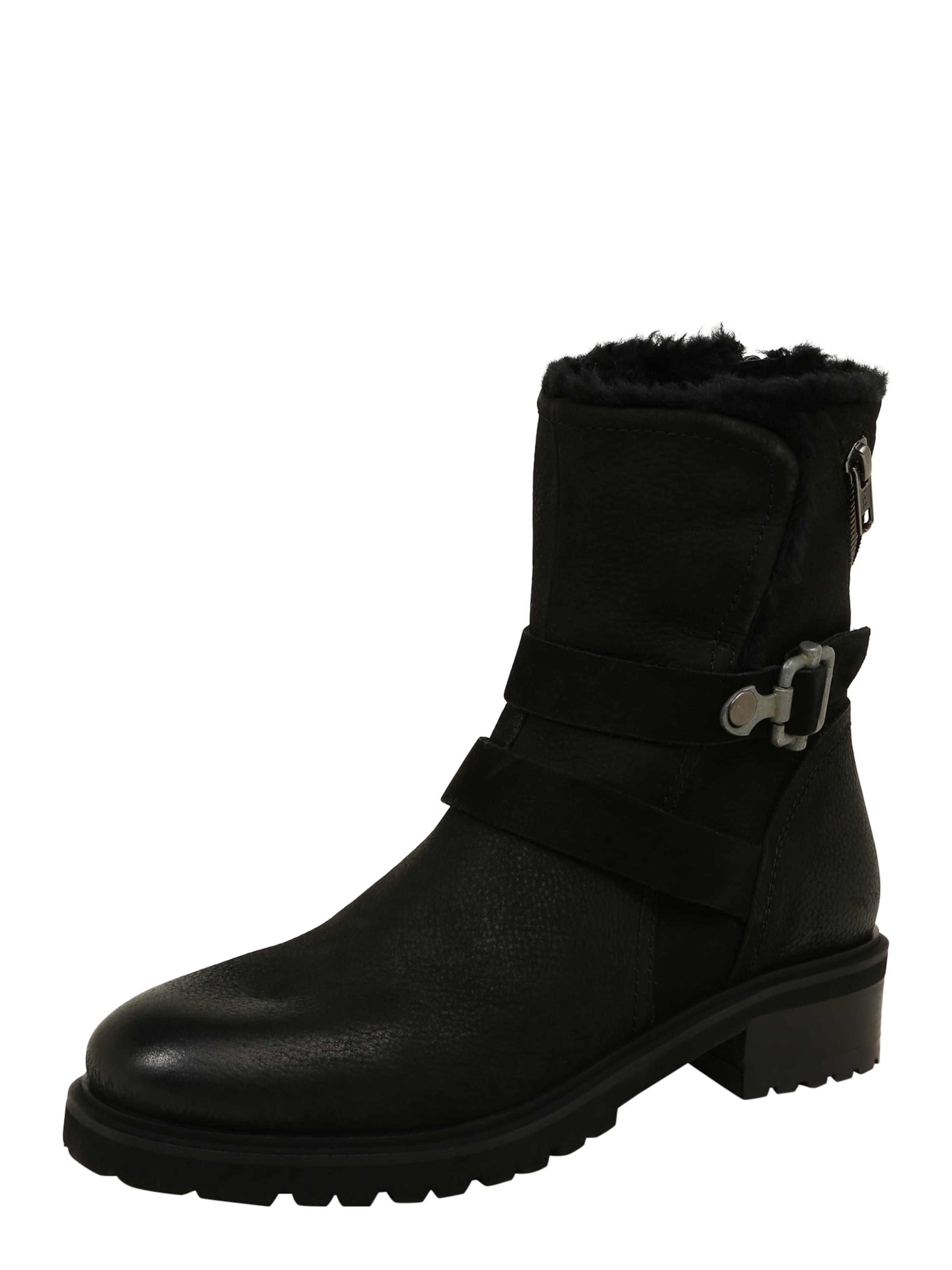 SPM Leder-Boots Liam Verschleißfeste billige Schuhe