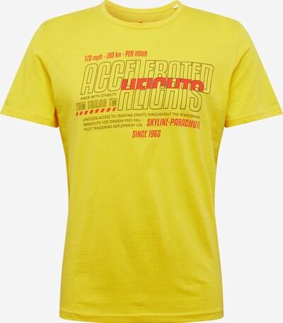 TOM TAILOR Shirt in rot, Produktansicht