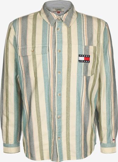 Tommy Jeans Hemd ' Cotton Multi Stripe ' in mischfarben, Produktansicht