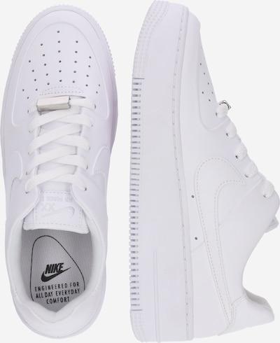 Nike Sportswear Sneaker Low 'Air Force 1 Sage' in weiß ...