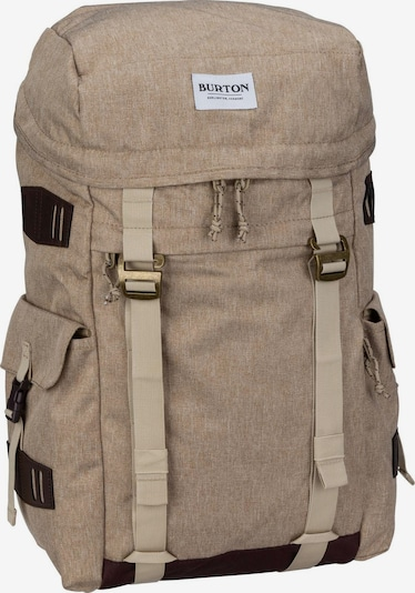 BURTON Laptoprucksack ' Annex 28L Backpack ' in beige: Frontalansicht