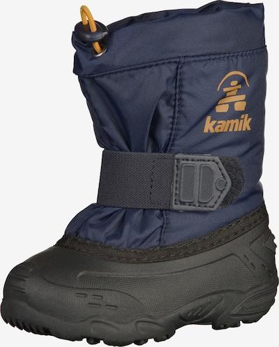 Kamik Stiefel in navy / dunkelgrau, Produktansicht