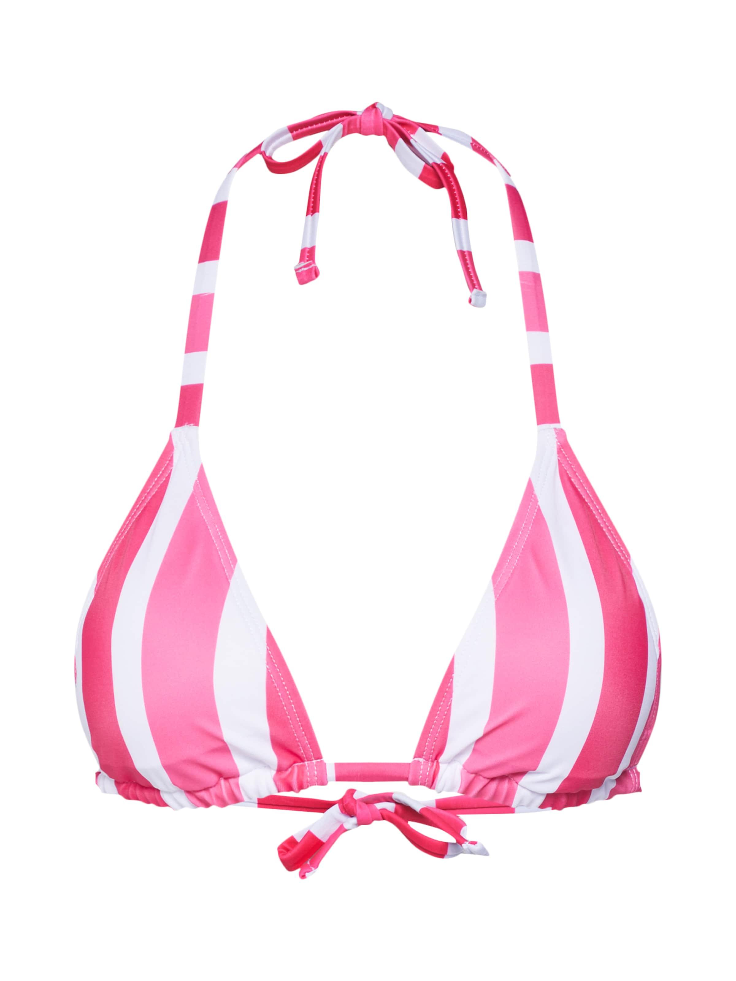 En RoseBlanc Bikini Hunkemöller De Triangle' 'candy Hauts Stripes ukZPXi
