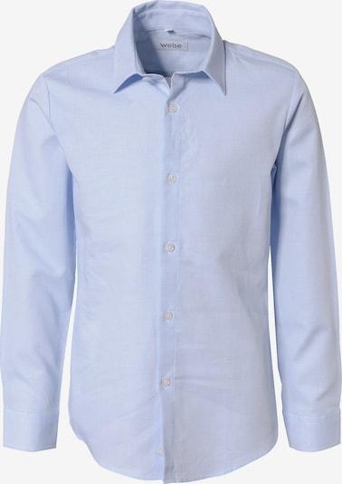 WEISE Hemd in hellblau / weiß, Produktansicht