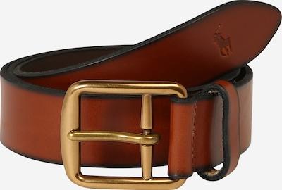 POLO RALPH LAUREN Gürtel in kupfer / schwarzmeliert, Produktansicht