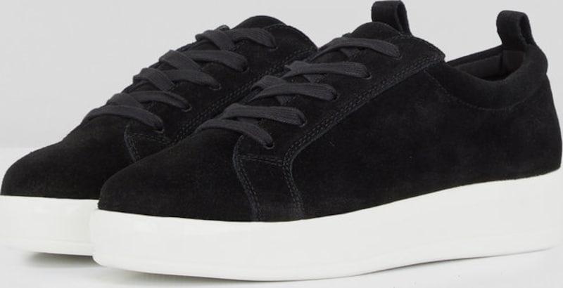 Haltbare Mode billige Schuhe Bianco | Geschnürte Wildleder Sneaker Sneaker Sneaker Schuhe Gut getragene Schuhe 646d57