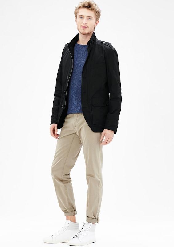 S.oliver Black Label Light Jacket In Utility-style