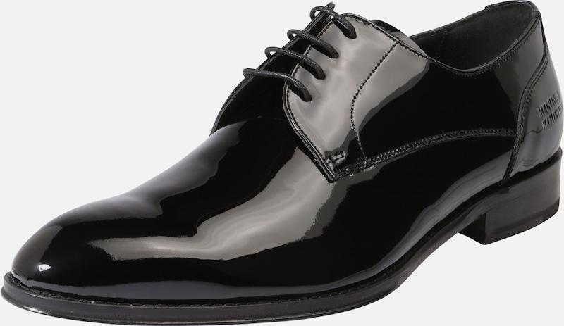 Hamilton Noir À Chaussure 'kane En Melvinamp; Lacets 2' XiTPOkZu