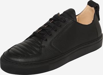 Sneaker low 'Argan' de la EKN Footwear pe negru