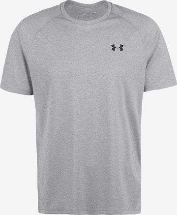 UNDER ARMOUR Performance shirt 'Tech 2.0' in Grey