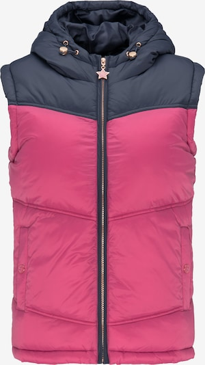 MYMO Vest in Marine / Pink, Item view