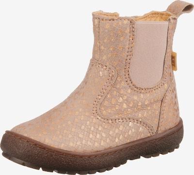 BISGAARD Škornji | bež / zlata / roza barva, Prikaz izdelka