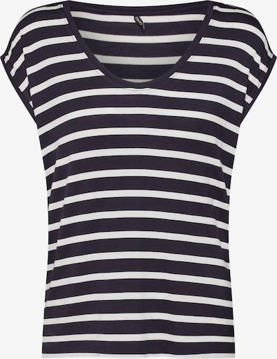 ONLY Shirt 'lwilma' in nachtblau / weiß, Produktansicht