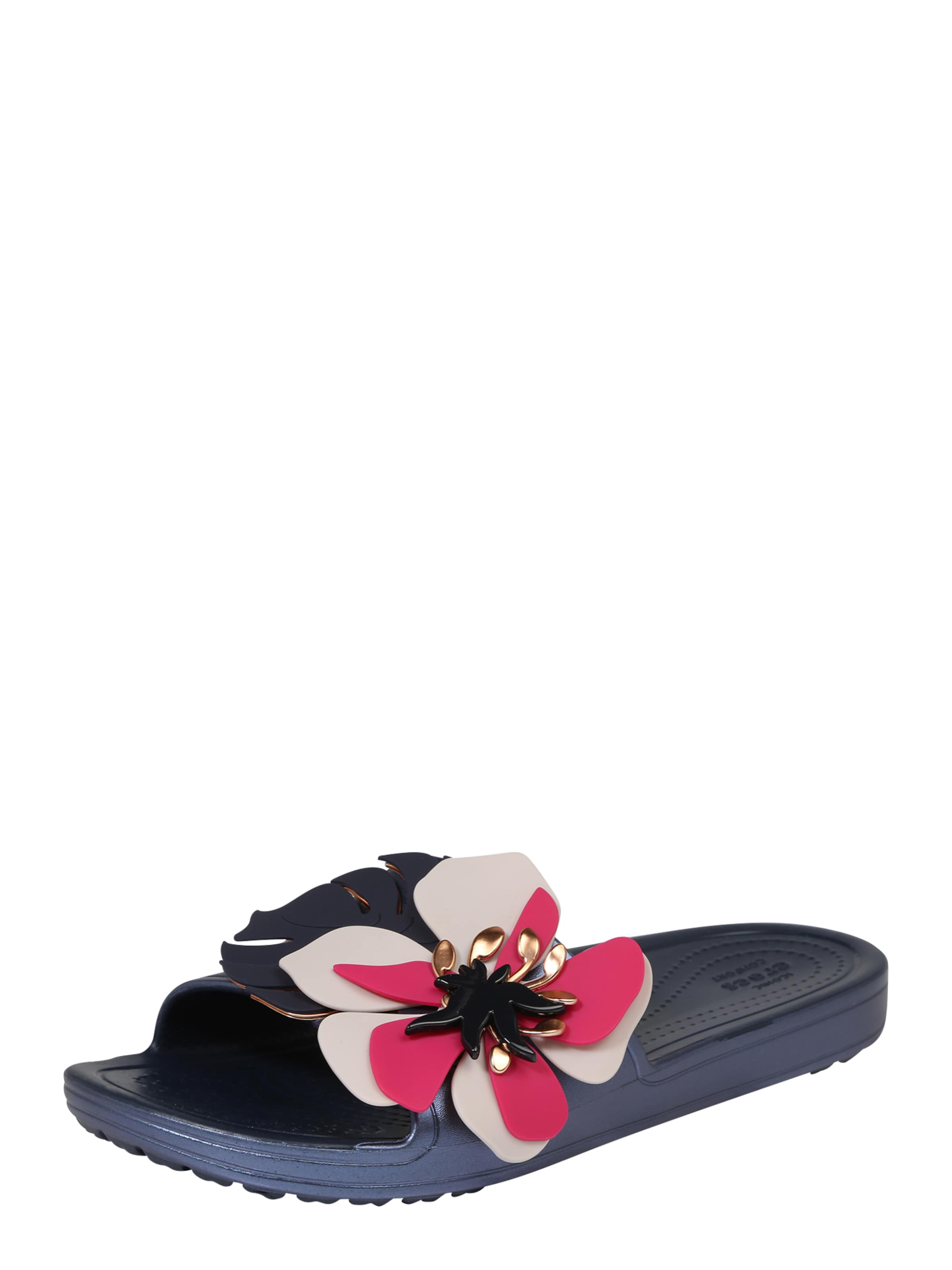 Crocs Slides Sloane Verschleißfeste billige Schuhe