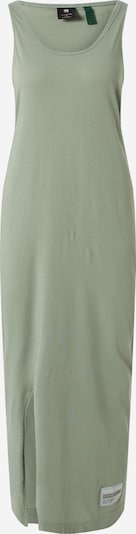 G-Star RAW Kleid 'Lyker' in hellgrün, Produktansicht