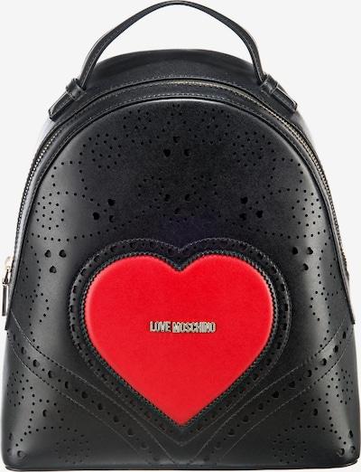Love Moschino Freizeitrucksäcke in schwarz, Produktansicht