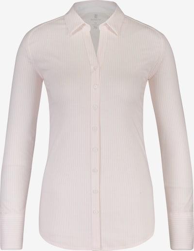 DESOTO Bluse in hellpink / weiß, Produktansicht