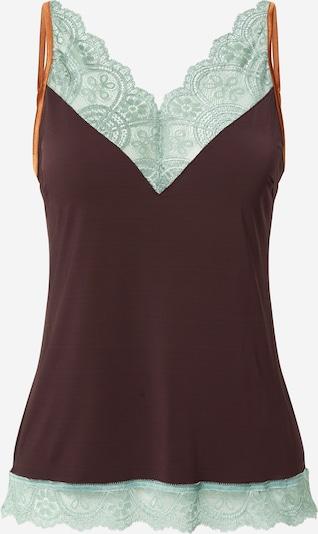 Mey Pajama shirt 'Camisol' in Opal / Plum, Item view
