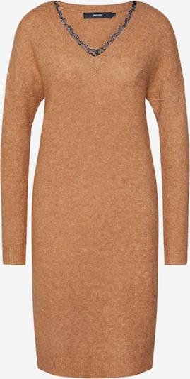 Megzta suknelė 'VMBLAKELYIVA' iš VERO MODA , spalva - ruda, Prekių apžvalga