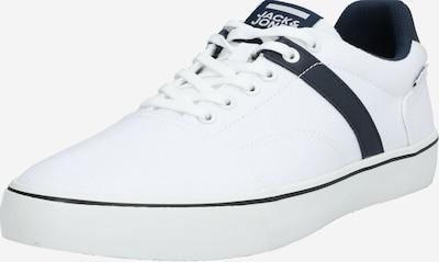 JACK & JONES Sneaker 'CALI' in schwarz / weiß, Produktansicht