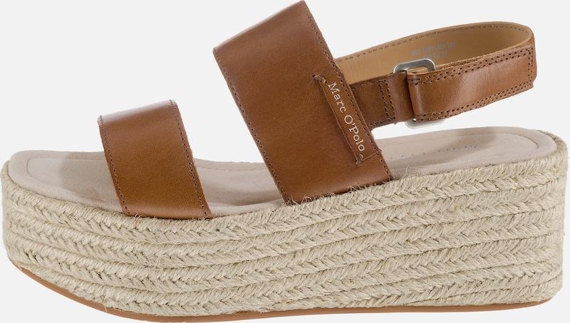 Marc O Polo Plateau-Sandaletten Verschleißfeste billige Schuhe