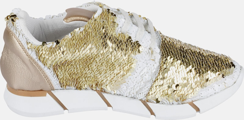 ANDREA CONTI Sneaker mit Two-Tone-Pailletten