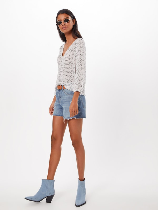 Blouses By 'lightviscosevoi Esprit Woven' Blouse Offwhite In Edc WH9e2YEID