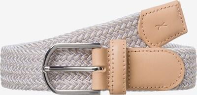 BRAX Gürtel in beige / grau, Produktansicht