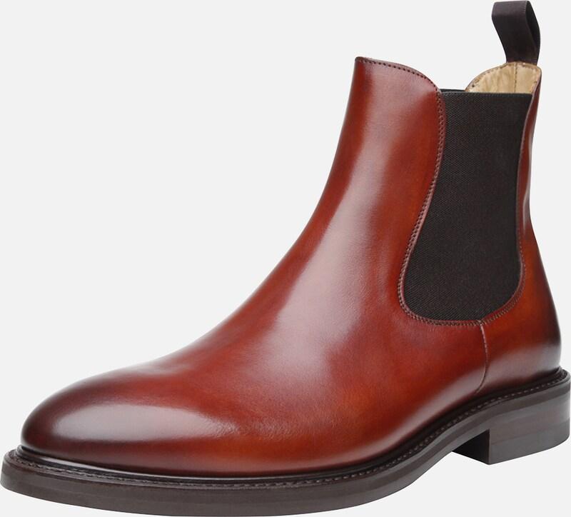 SchuhePASSION Stiefel 'No. 645 Leder Billige Herren- und Damenschuhe