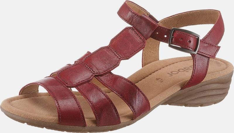Sandale À Lanières Gabor